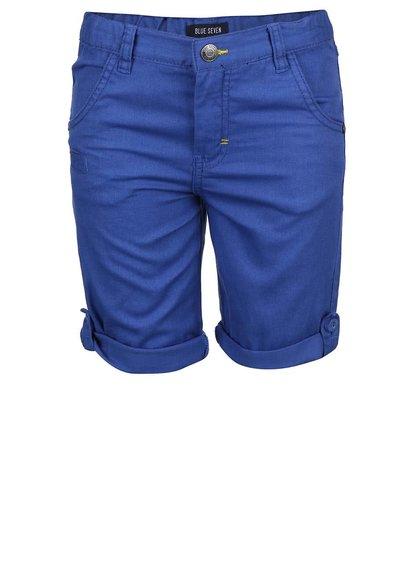 Pantaloni scurți albaștri Blue Seven pentru băieți