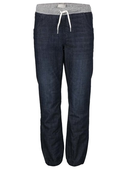 Pantaloni bleumarin de trening Name It Nitrun pentru băieți