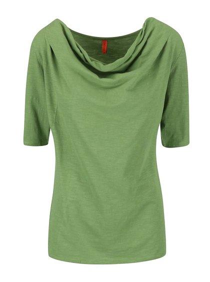 Zelený top Tranquillo Arya