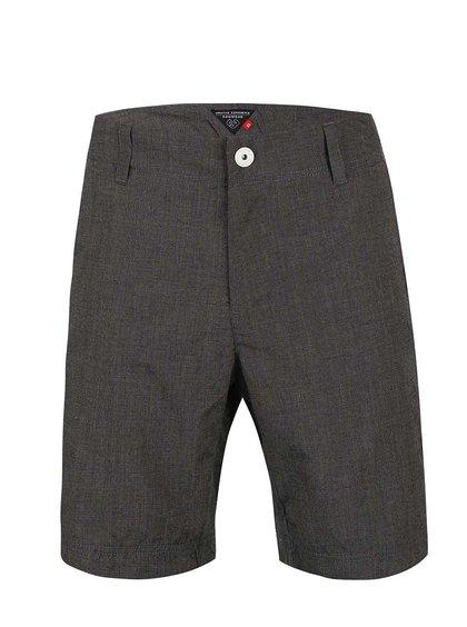 Pantaloni trei sferturi Ragwear Karel Microchecks de culoare gri