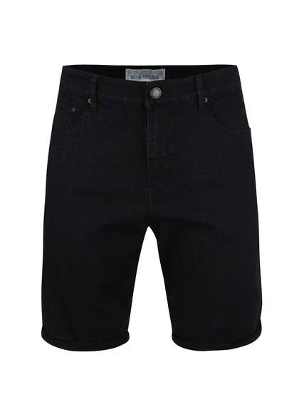 Pantaloni scurți Shine Original Wayne de culoare neagră