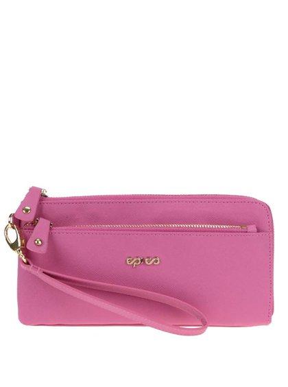 Ružová peňaženka Epico Ella