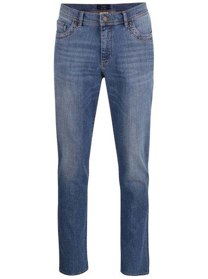 Světle modré pánské džíny bugatti