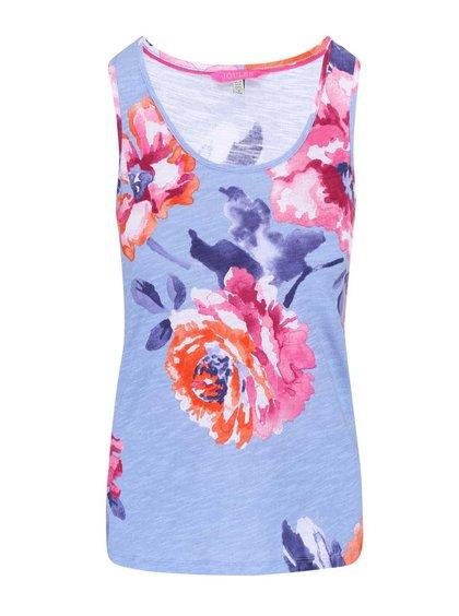 Světle modré dámské tíko s květy Tom Joule