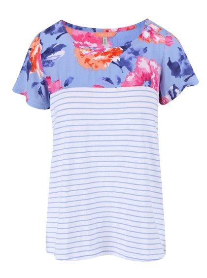 Modro-bílé dámské tričko s pruhy Tom Joule