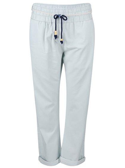 Světle modré volnější kalhoty Horsefeathers Super Summer