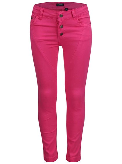 Ružové dievčenské nohavice Blue Seven