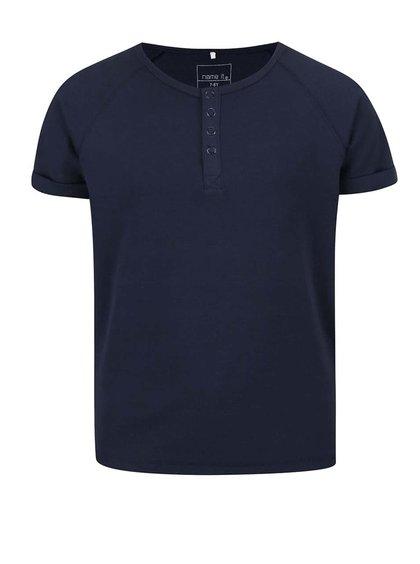 Tmavě modré klučičí tričko name it Vardy
