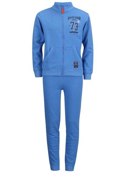 Costum sport pentru copii Blue Seven albastru