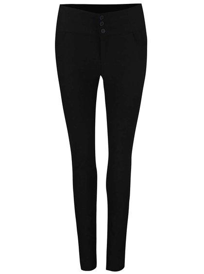 Čierne elastické nohavice PEP Casie 4