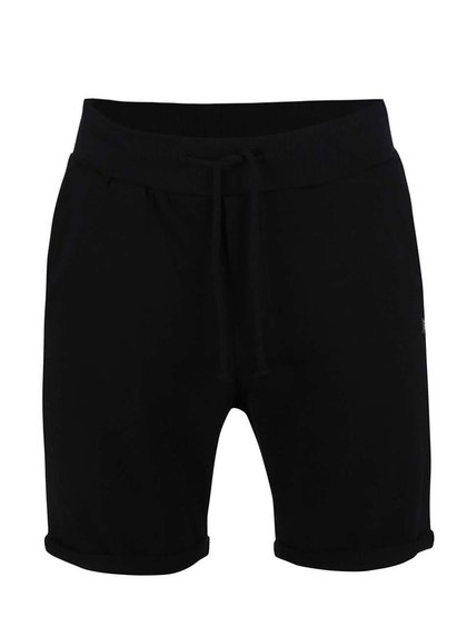 Pantaloni sport scurți Jack & Jones Boost negri