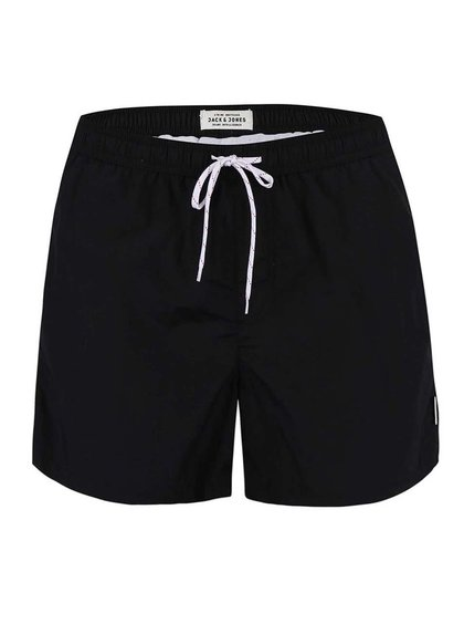 Čierne plavky Jack & Jones Malibu