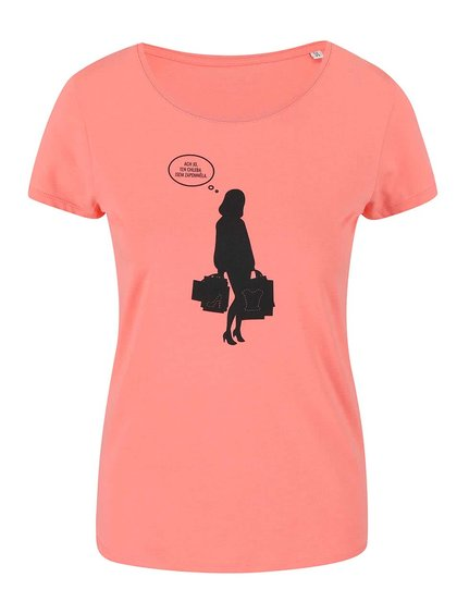 Ružové dámske tričko ZOOT Originál Nákupy