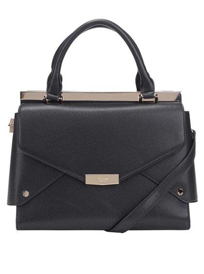 Čierna kabelka do ruky Dune London Delaney