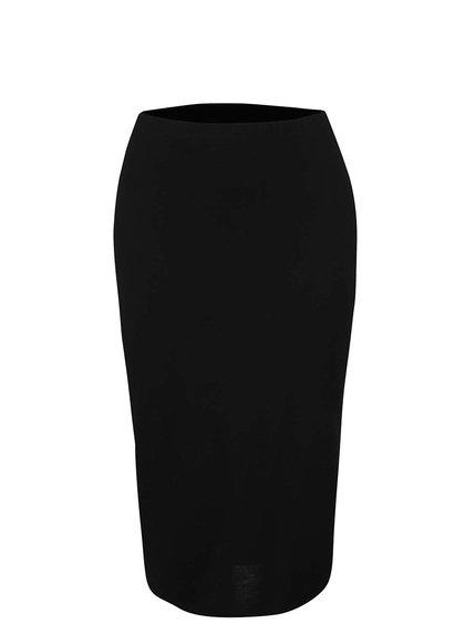 Černá pouzdrová sukně Only Abbie