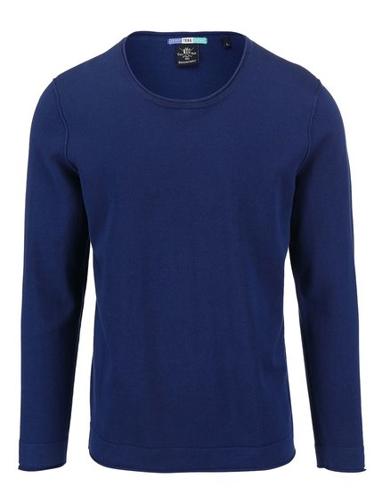 Modrý pánsky sveter Broadway Espace