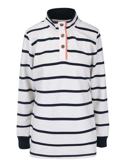 Bluză Brakeburn Stripe alb, în dungi