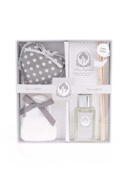 Vonná kolekcia s vôňou bavlny Dakls