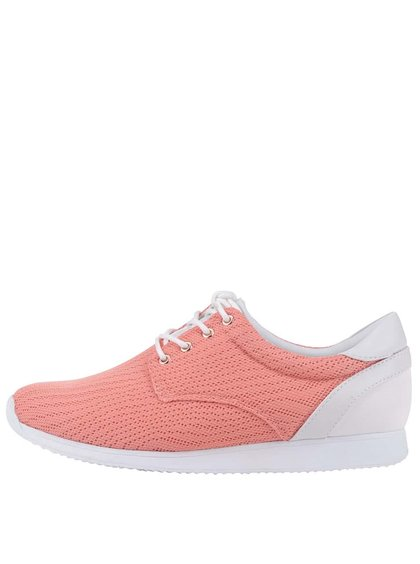 Pantofi sport Vagabond Kasai albi/corai