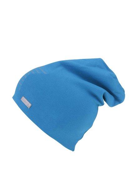Modrá dětská čepice s hvězdou name it Moppy