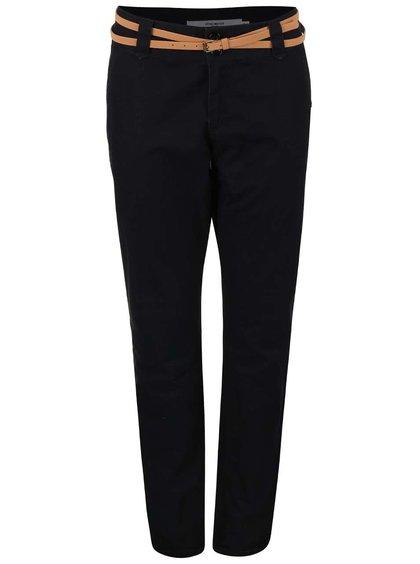 Čierne nohavice Vero Moda Boline