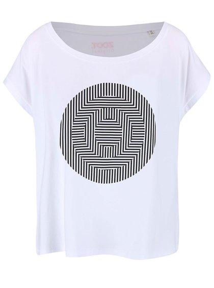Tricou de damă ZOOT Original Illusion alb