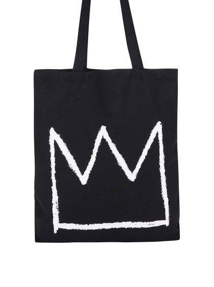 Geantă de pânză ZOOT Original Basquiat