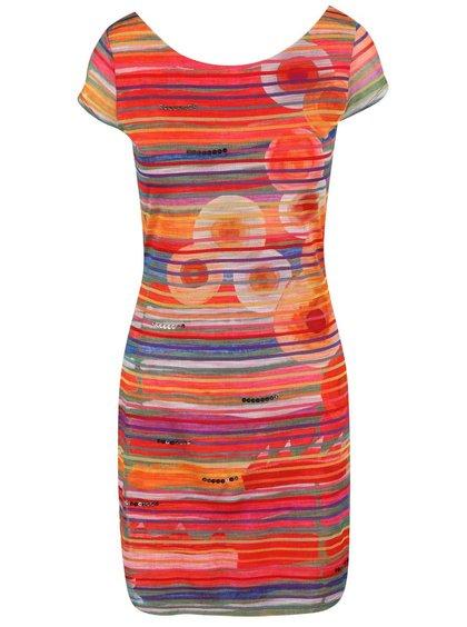 Rochie Desigual Ultra colorată