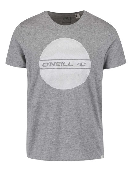 Šedé pánské triko O'Neill Circle