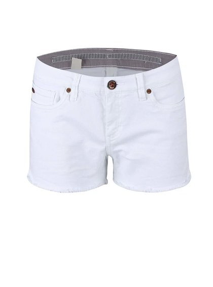 Pantaloni scurți O'Neill Island albi de damă
