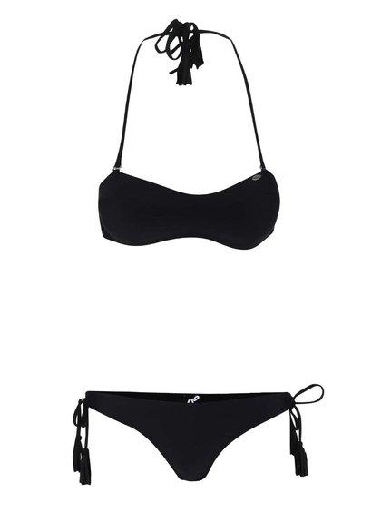 Čierne plavky O'Neill Solid Bandeau