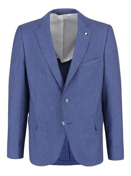 Modré pánské sako GANT
