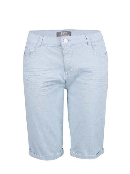 Pantaloni 3/4 Dorothy Perkins albastru deschis