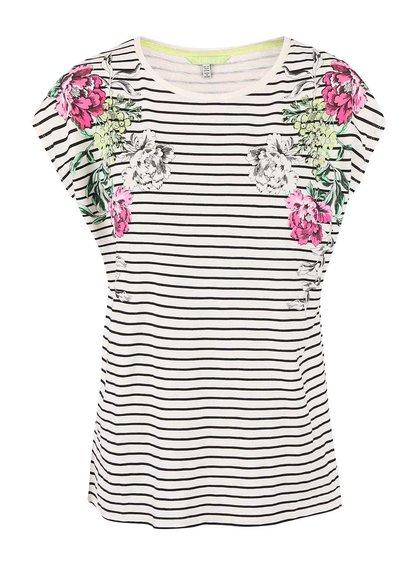 Tricou de damă Tom Joule Rosy cu dungi