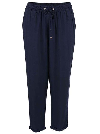 Pantaloni largi Dorothy Perkins de culoare albastră
