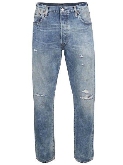 Modré pánské džíny Levi's® 501 Dirty dawn