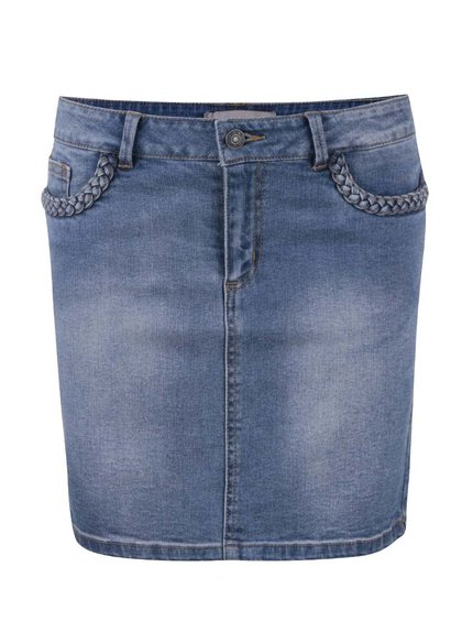 Fustă Vero Moda Be Seven din denim