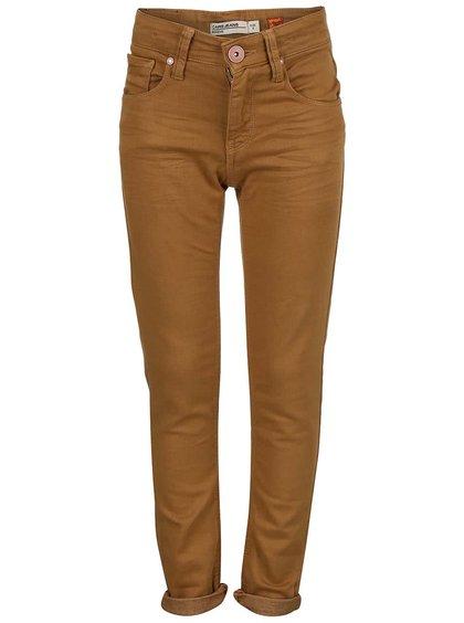Pantaloni Cars Jeans Chievo maro de băieți