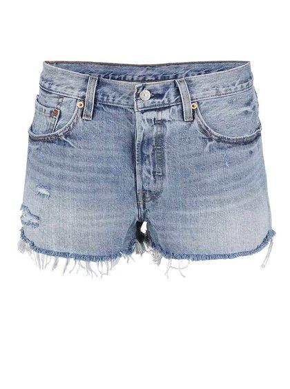 Pantaloni scurți Levi's® 501 din denim de damă