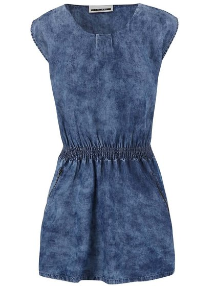 Modré džínové šaty Noisy May We