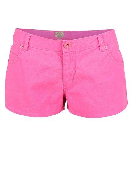 Pantaloni scurți Rip Curl Neal roz