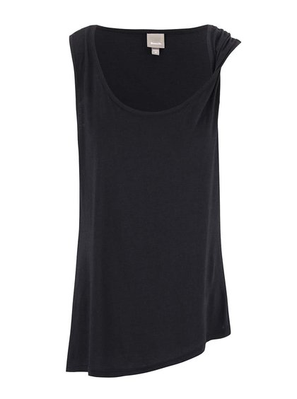 Tricou asimetric Bench Covet negru