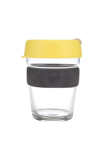 Cană medie de călătorie KeepCup Brew Honey
