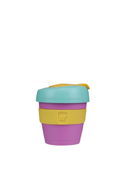 Mini-cană de călătorie KeepCup Grapefruit