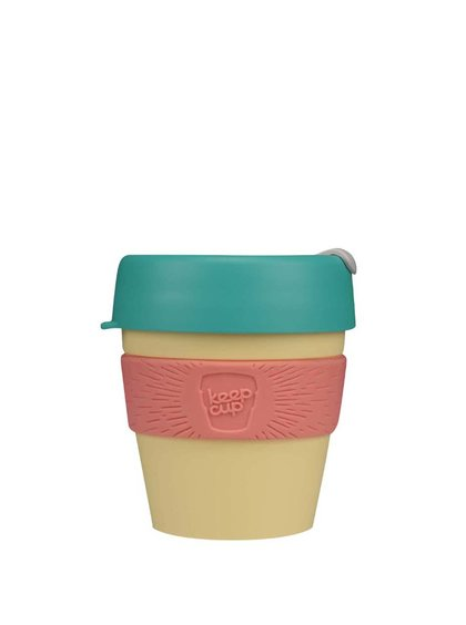 Cană mică de călătorie KeepCup Custard Apple