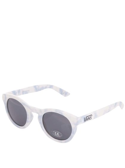Ochelari de soare Vans albi de damă