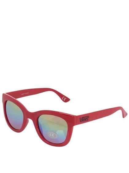 Červené dámské sluneční brýle Vans