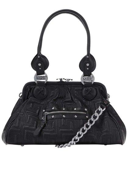 Černá menší kabelka LYDC