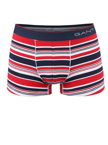 Farebné pruhované boxerky GANT