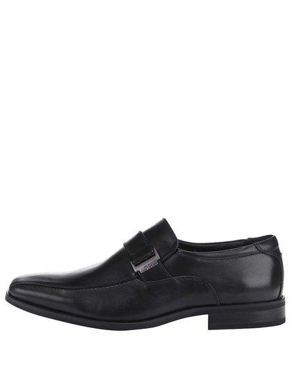 Pantofi din piele Dice Lee negri